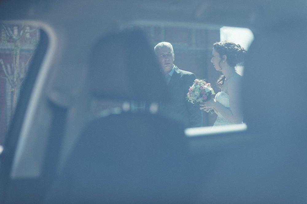 Alt Sammit Hochzeit Braut