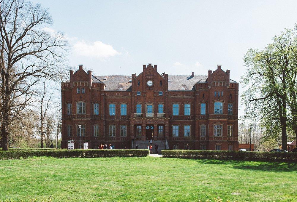 Schloss Alt Sammit Standesamt Krakow Am See