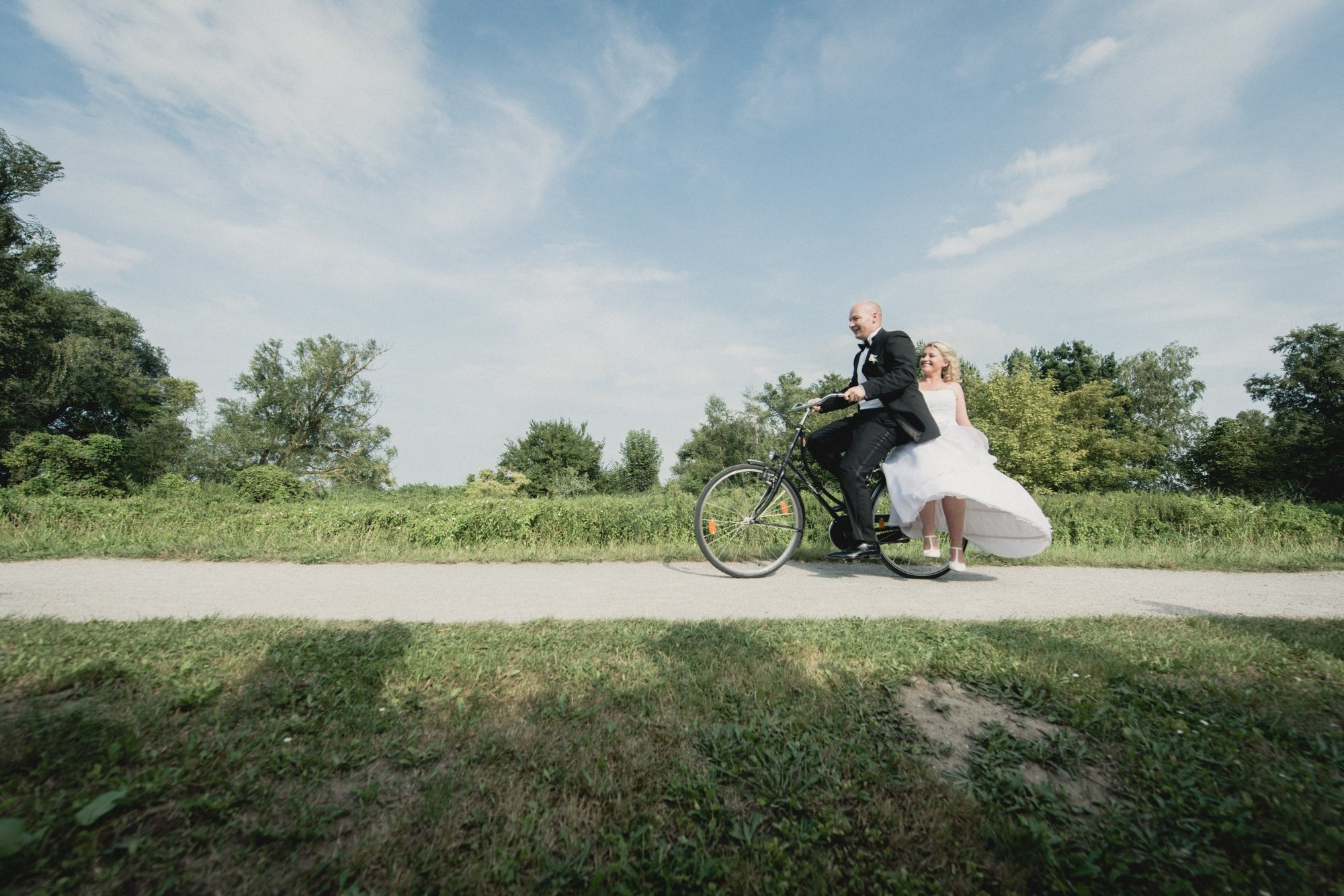 Anna Und Matthias Haben Hochzeit In Ahrenshoop