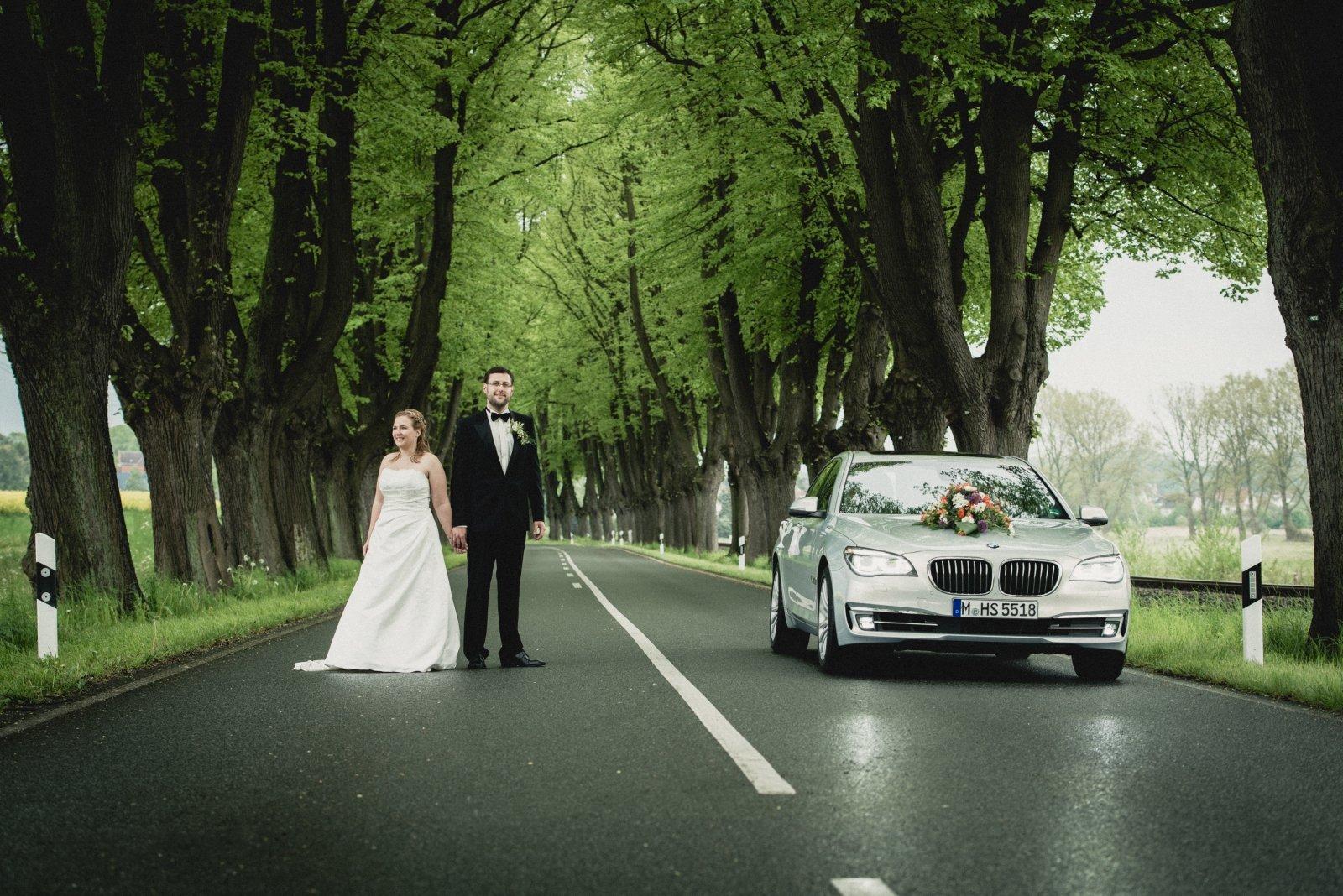 Hochzeitsreportage Von Tini & Felix In Rostock