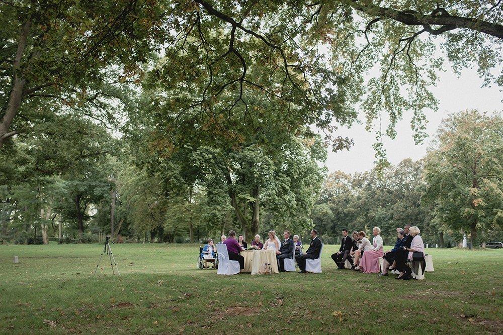 Schloss Hasenwinkel Hochzeit  Trauung Fotograf