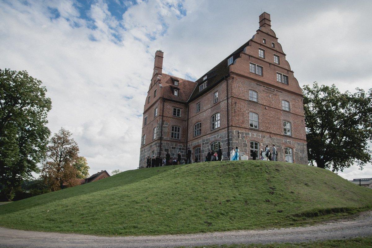 Hochzeit Im Schloss Ulrichshusen