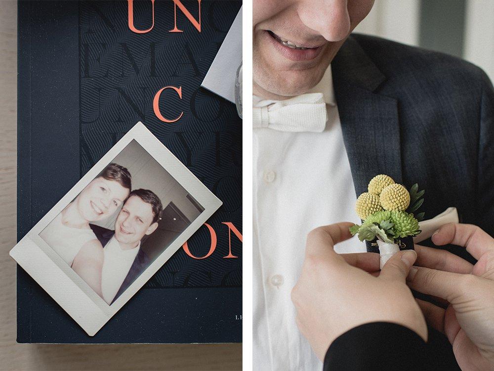 Gran Hotel Hochzeit Vorbereitung