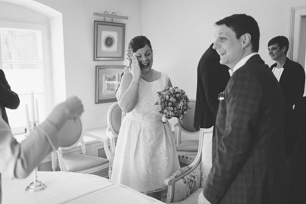 Gran Hotel Heiligendamm Hochzeit Tränen Braut