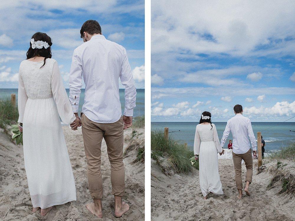 hochzeit-strand-elopement-paar-darss-natur-trauung