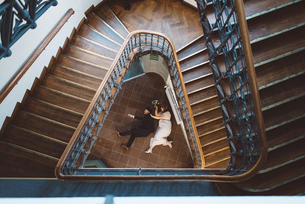 Romantische Hochzeitsfotos In Rostock