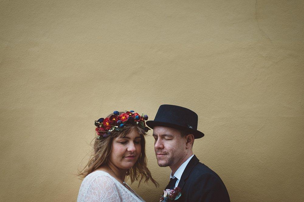 Rostock Hochzeit Paar