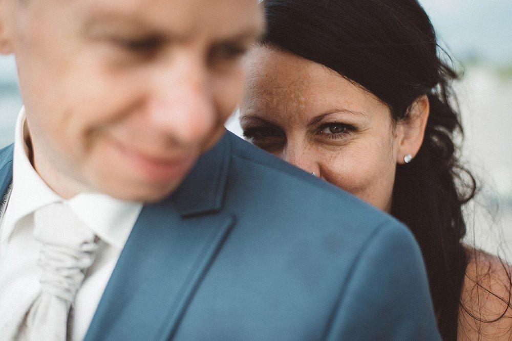 Hochzeitsfotograf Ahrenshoop Braut Portrait^^